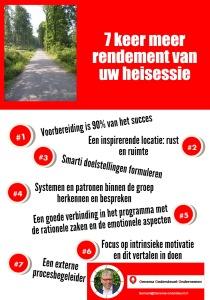 Infographic Heisessie
